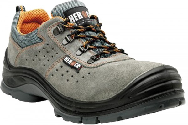 Perfo Grey Low Compo S1P Schuhe