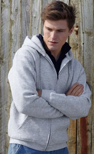 Hooded Sweat-Jacket