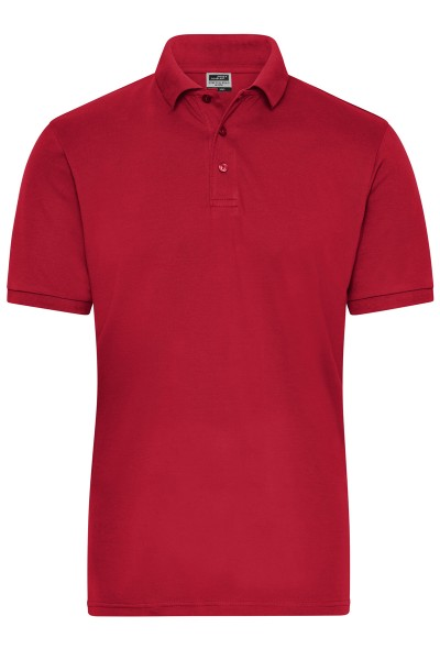 Men´s BIO Stretch-Polo - SOLID