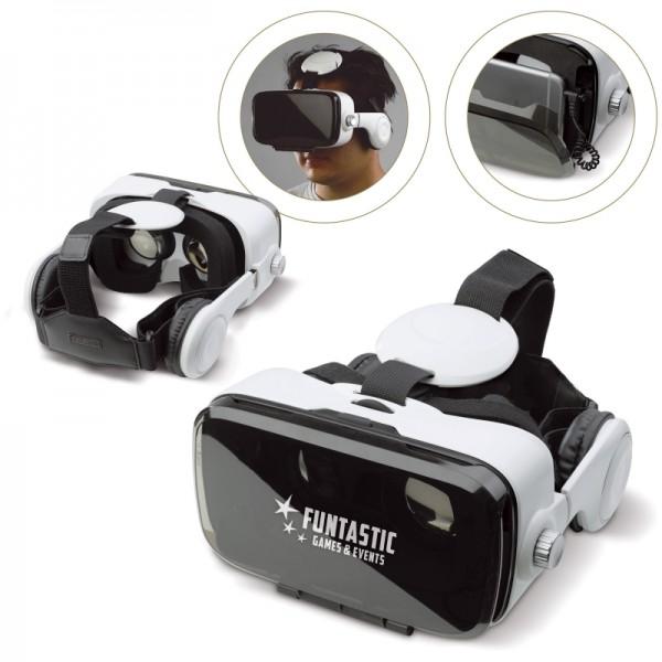 VR-Brille Theater