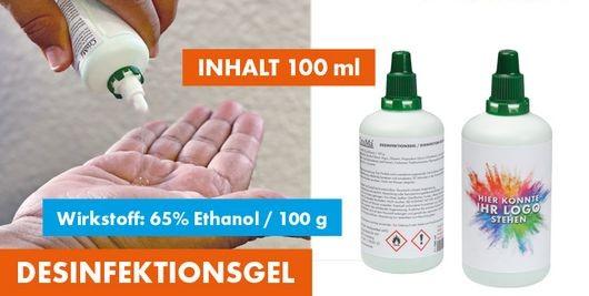 Desinfektionsgel