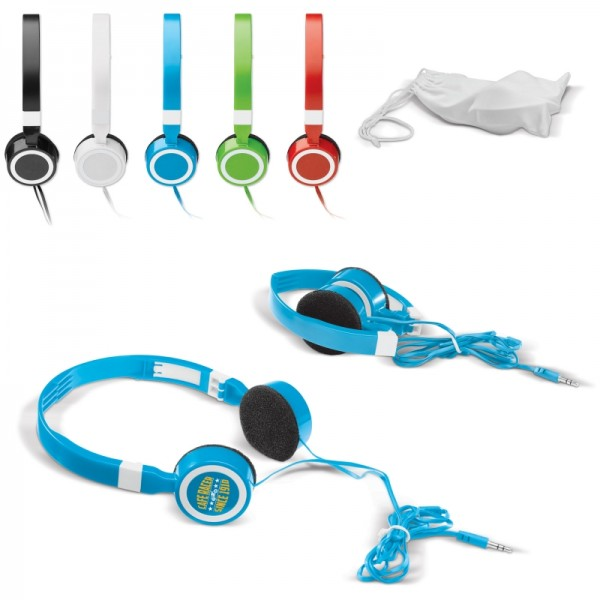 Faltbarer Kopfhörer