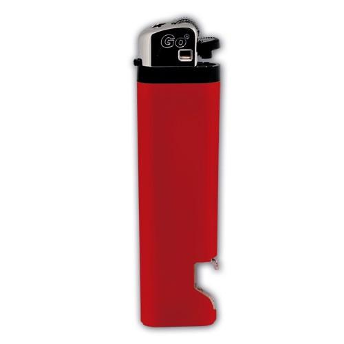 GO Einwegfeuerzeug Flaschenöffner