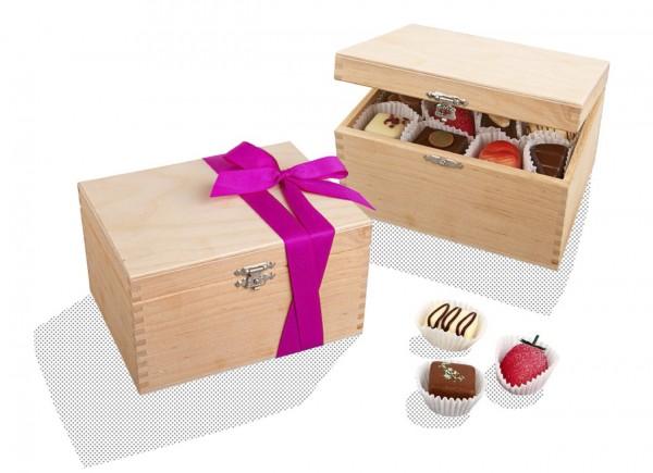 Holz Box