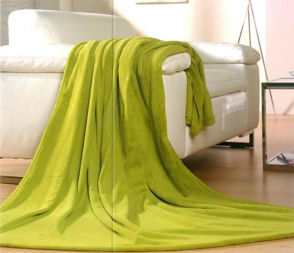 Heim- und Schlafdecke Cashmere
