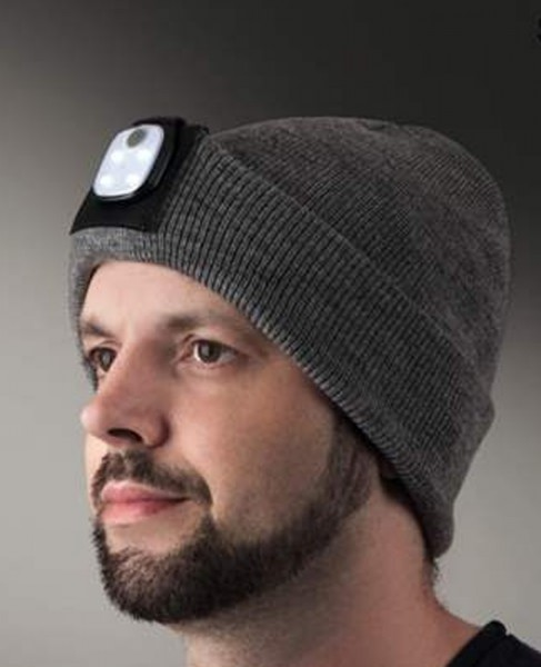 Beanie & Mobile Light Connect