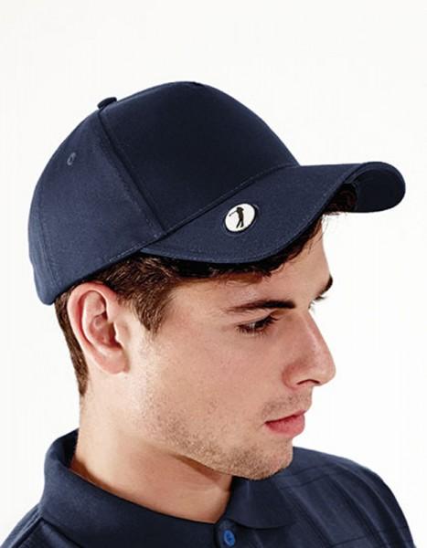 Golf Cap mit Ball Marker
