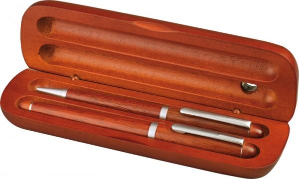 Holz - Schreibset