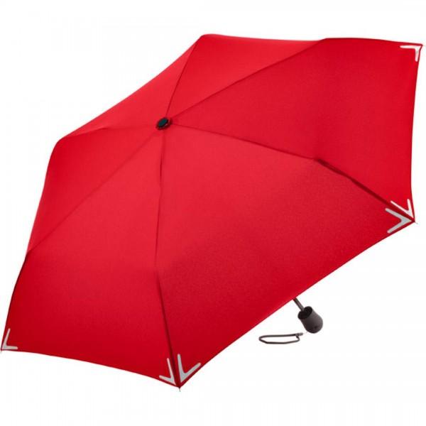 Mini-Taschenschirm Safebrella - LED-Lampe