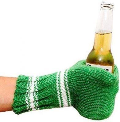 Getränke Handschuh