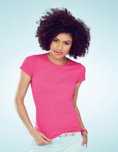 Damen Softspun T-Shirt