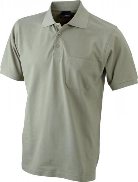 Polo - Shirt mit Brusttasche