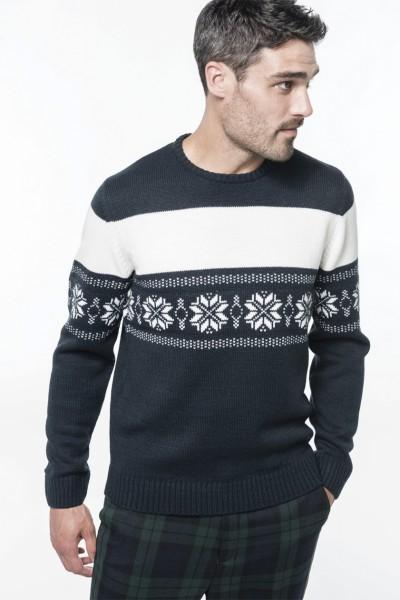 Pullover mit Sternenmotiv