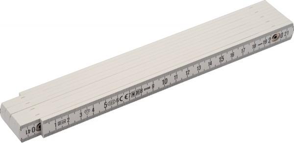 Maßstab Saphir 2m