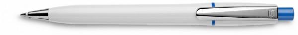 Druckkugelschreiber Semyr Chrome