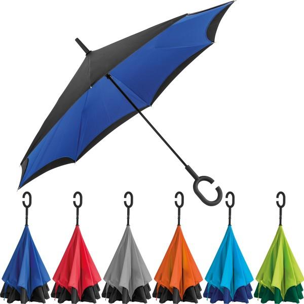Regenschirm umklappbar