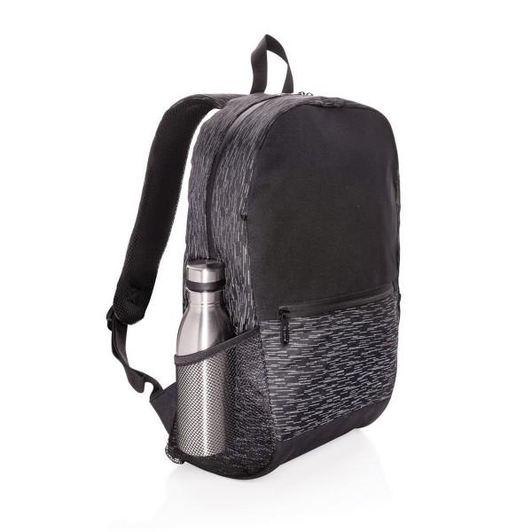 Reflektierender RPET Laptop-Rucksack mit AWARE™ Tracer