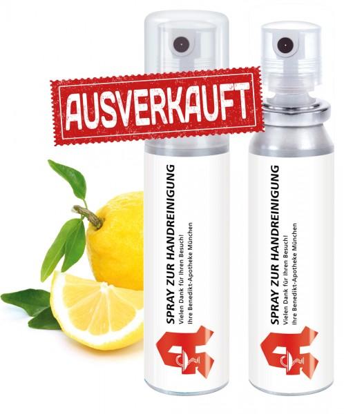 Handreinigungs-Spray