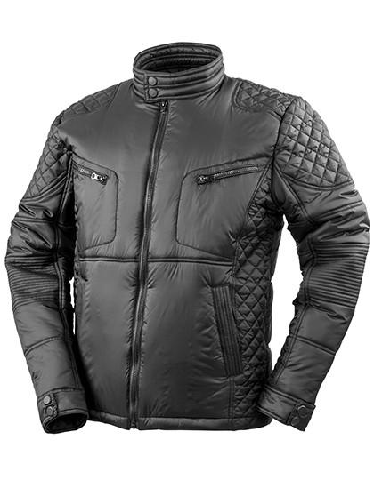 Biker - Style Jacke