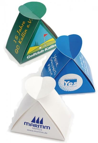 Golfball-Verpackungen