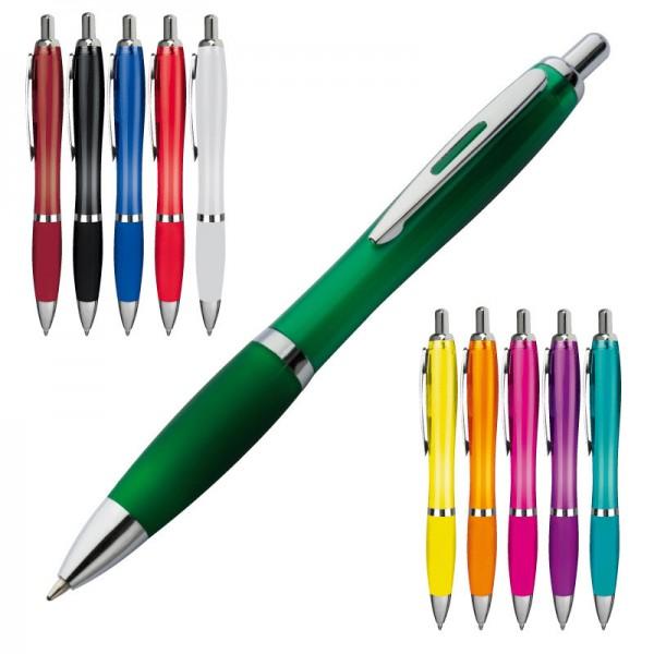 Kugelschreiber transparent style